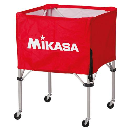 ミカサ 【MIKASA】 ボールカゴ (フレーム・幕体・キャリーケース3点セット) BC-SP-H-R 1005_flash 02P03Dec16