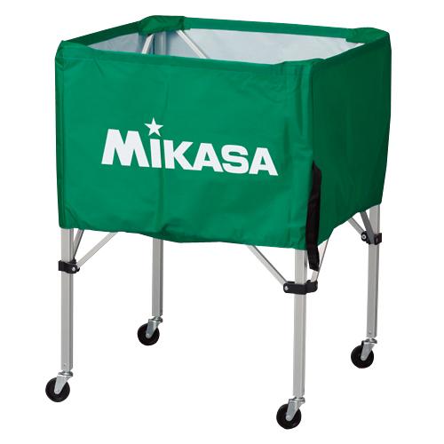 ミカサ 【MIKASA】 ボールカゴ (フレーム・幕体・キャリーケース3点セット) BC-SP-S-G 1005_flash 02P03Dec16