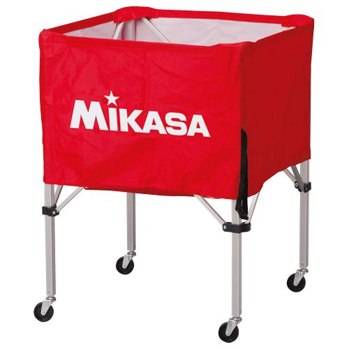 ミカサ 【MIKASA】 ボールカゴ (フレーム・幕体・キャリーケース3点セット) BC-SP-S-R 1005_flash 02P03Dec16