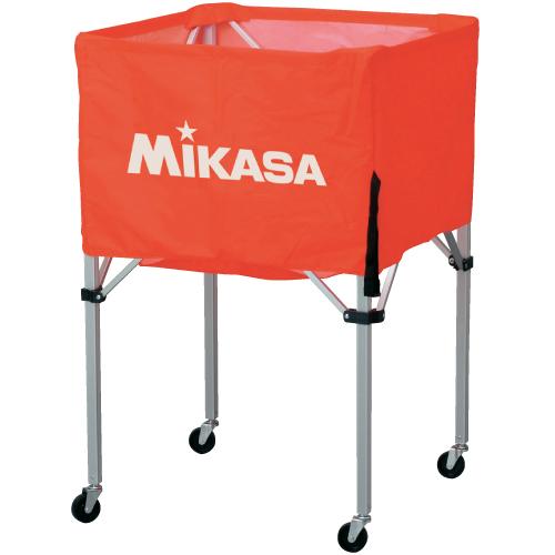 ミカサ 【MIKASA】 ボールカゴ (フレーム・幕体・キャリーケース3点セット) BC-SP-SS-O 1005_flash 02P03Dec16