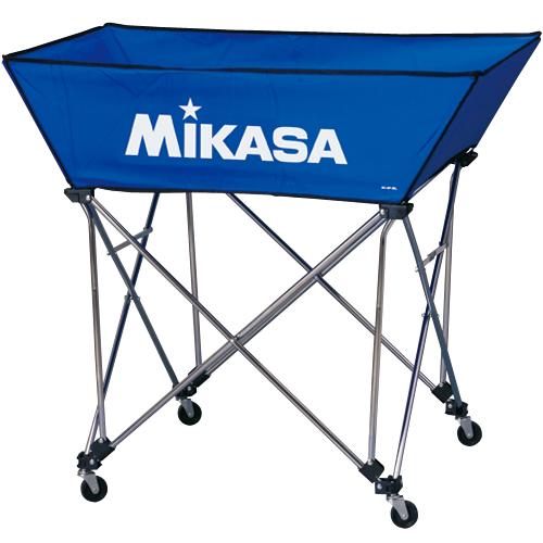 ミカサ 【MIKASA】 舟形ボールカゴ (フレーム・幕体・キャリーケース3点セット) BC-SP-WL-BL 1005_flash 02P03Dec16
