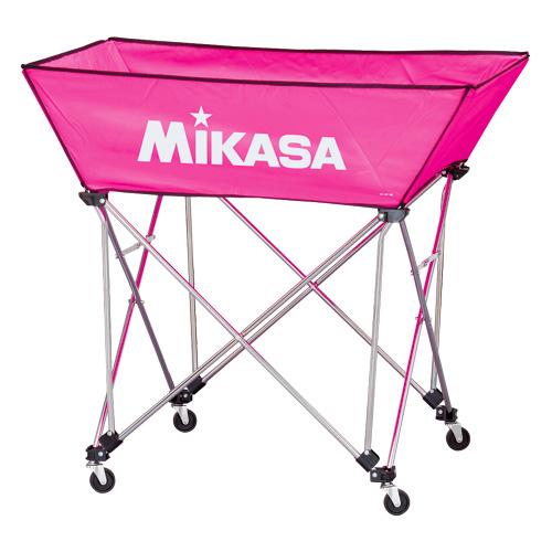 【本日5日はカードご利用でポイントさらに5倍】 ミカサ 【MIKASA】 舟形ボールカゴ (フレーム・幕体・キャリーケース3点セット) BC-SP-WL-P 1005_flash 02P03Dec16