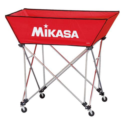 ミカサ 【MIKASA】 舟形ボールカゴ (フレーム・幕体・キャリーケース3点セット) BC-SP-WL-R 1005_flash 02P03Dec16