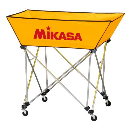 ミカサ 【MIKASA】 舟形ボールカゴ (フレーム・幕体・キャリーケース3点セット) BC-SP-WL-Y 1005_flash 02P03Dec16