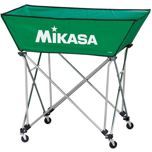 ミカサ 【MIKASA】 舟形ボールカゴ (フレーム・幕体・キャリーケース3点セット) BC-SP-WM-G 1005_flash 02P03Dec16