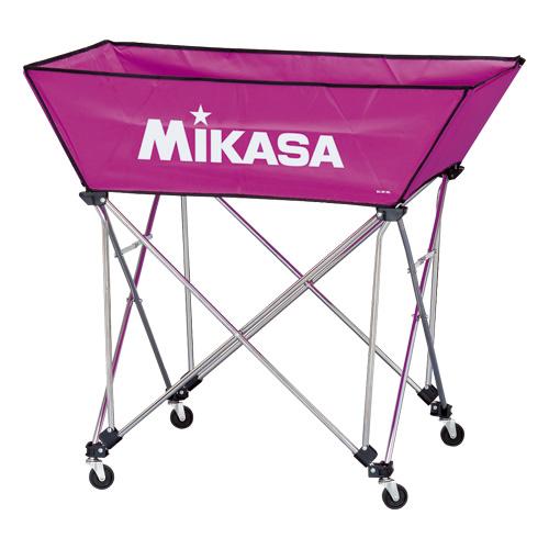 ミカサ 【MIKASA】 舟形ボールカゴ (フレーム・幕体・キャリーケース3点セット) BC-SP-WM-V 1005_flash 02P03Dec16