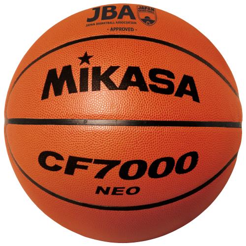 ミカサ 【MIKASA】 バスケットボール 検定球7号 CF7000-NEO