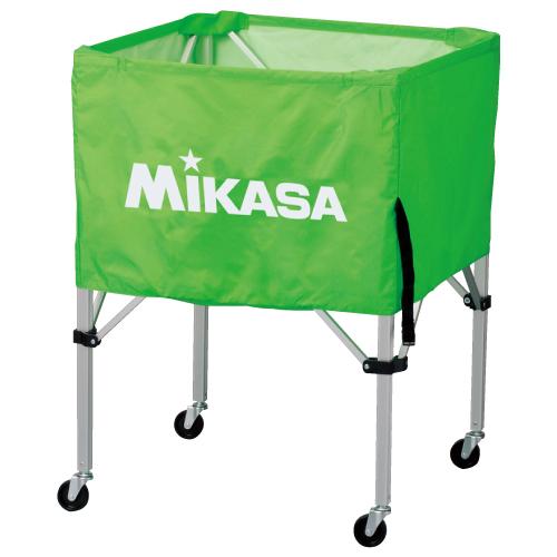 ミカサ 【MIKASA】 ボールカゴ (フレーム・幕体・キャリーケース3点セット) BC-SP-H-LGミカサ 1005_flash 02P03Dec16