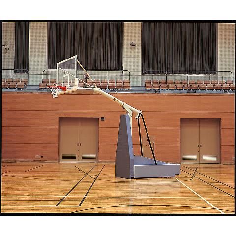 molten モルテン バスケットゴール スプリングゴール手動式 ZBGH (バスケットボール バスケット ボール バスケ 球 スポーツ用品) 02P03Sep16