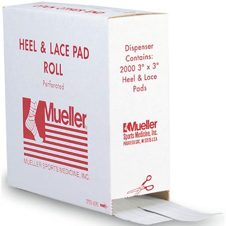 【ミューラー Mueller 】 ヒール&レースパッド ディスペンサー 080202