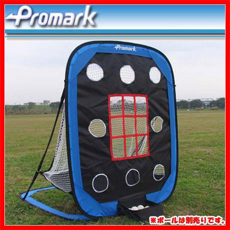 送料無料PROMARK・プロマーク ピッチトレーナー PN-300バッティングゲージ(野球 ネット 網 練習器具 トレーニング)