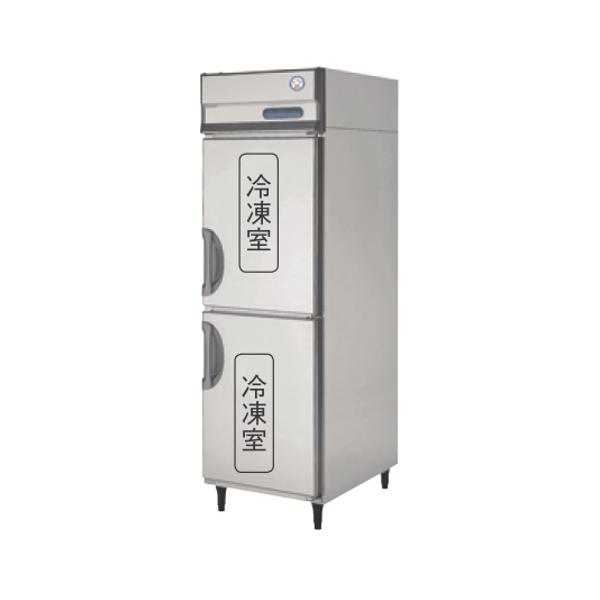 フクシマ 冷凍庫 URD-062FMD6 縦型 福島工業