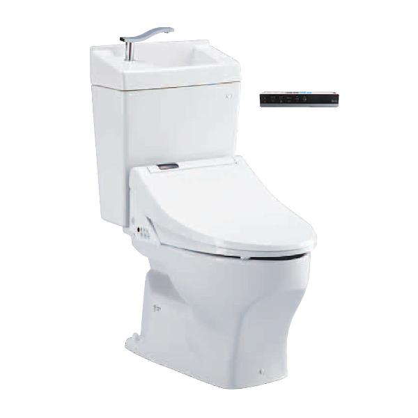 人気ブランドの ココクリンIIIα 便器+タンク(手洗い無)+温水洗浄便座セット:プロマーケット SC8050-PGB ジャニス-木材・建築資材・設備
