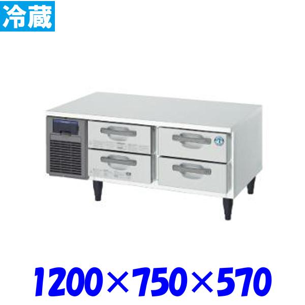ホシザキ ドロワー 冷蔵庫 RT-120DDF