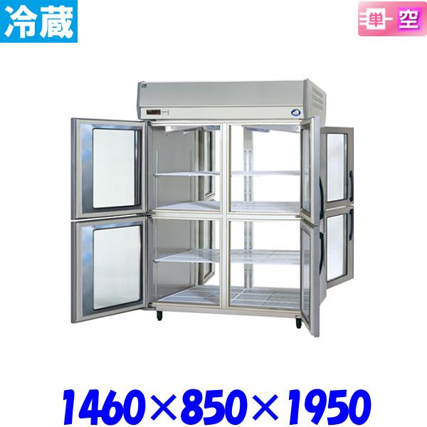 パナソニック 冷蔵庫 SRR-KP1581D パススルー 縦型 Panasonic