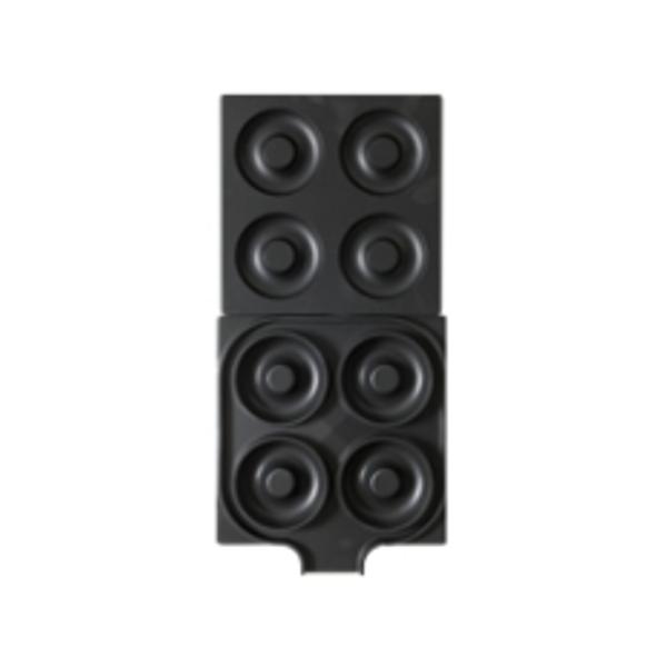 新品 送料無料 サンテック 電気式 ベーカー 4個 半額 ベイクドドーナツ マルチベーカーMAX 専用交換プレート 日本未発売