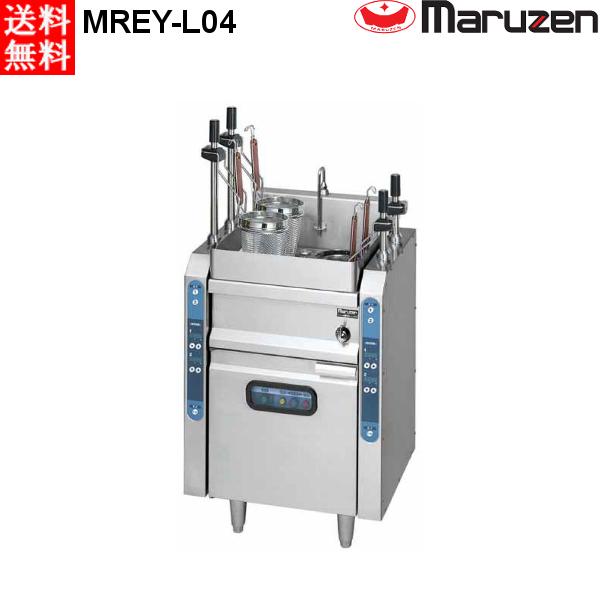 マルゼン 電気式 自動ゆで麺機 MREY-L04