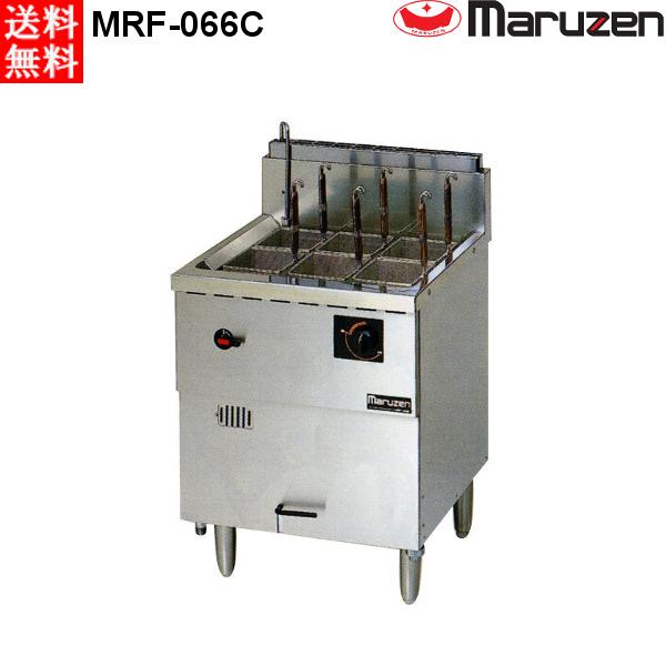 マルゼン ガス式 冷凍麺釜 MRF-066C LPガス