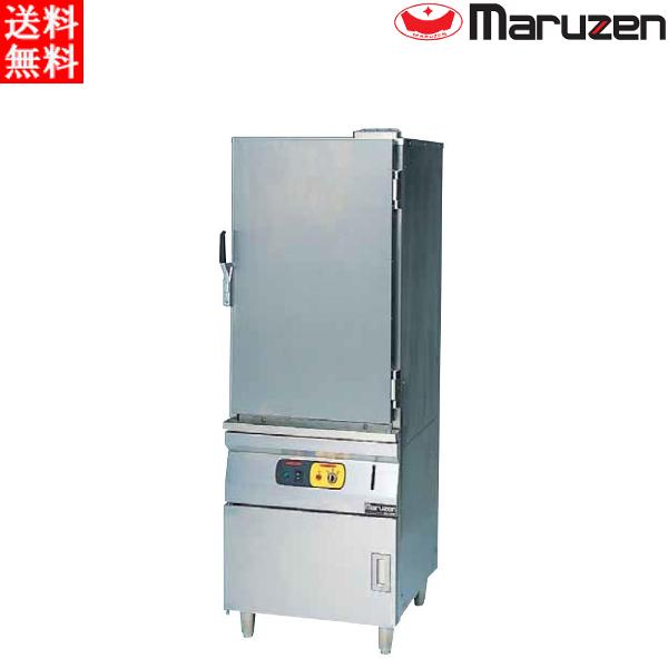 マルゼン ガス蒸し器 キャビネットタイプ MUC-066D 都市ガス(13A)仕様 W600・D600・H1730mm