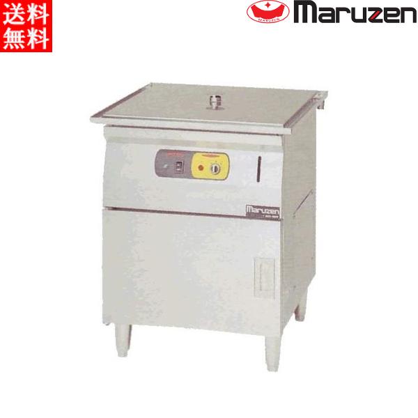 マルゼン 電気式 蒸し器 セイロタイプ MUSE-066NU H650・D650・H795(mm) 軟水器付
