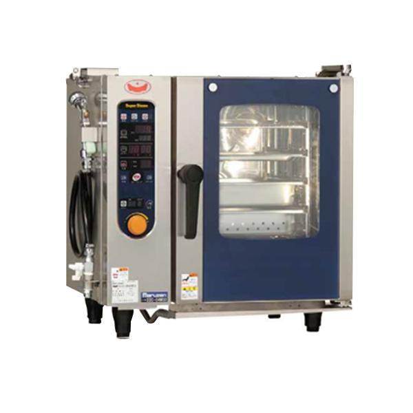 マルゼン 電気式スチームコンベクションオーブン スタンダード・シリーズ SSC-04MSD