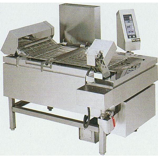 マルゼン ガス中型連続自動フライヤー(コンベアフライヤー) MGFR-20LC LPガス(プロパン)仕様 2115・1375・1310(mm) 標準タイプ