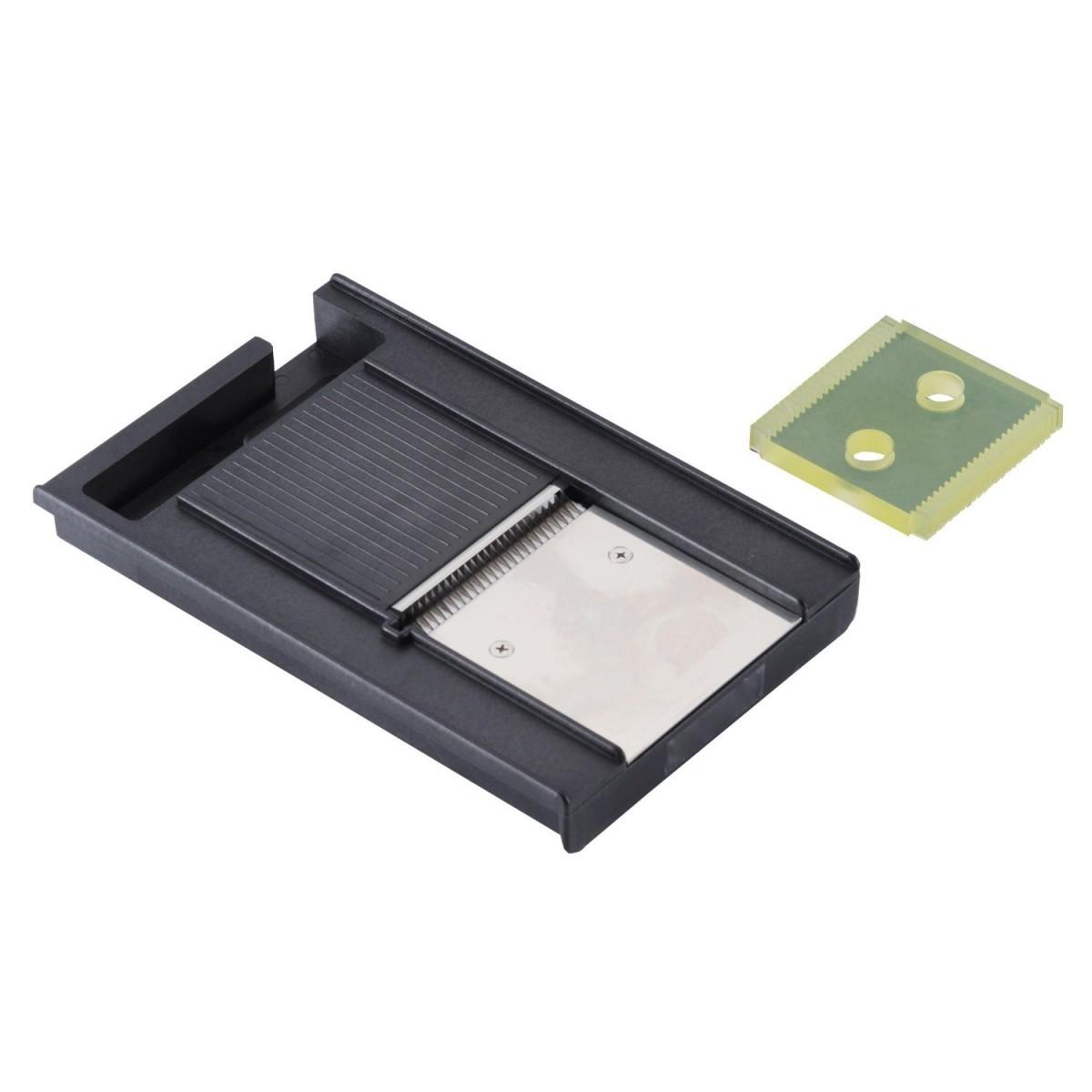 新品 送料無料 業務用 ドリマックス 新品未使用 マルチ千切り 2.0mm×2.0mm ブランド買うならブランドオフ 千切盤 オプション DX-80用替刃