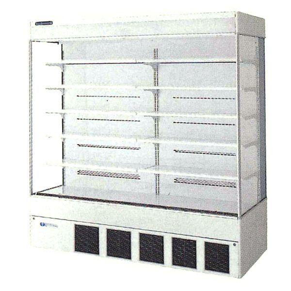 フクシマ 多段 オープンスポットショーケース MCU-65GKPOR-S 冷凍機内蔵型 MC-5シリーズ 福島工業