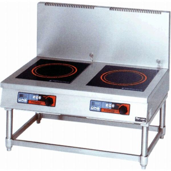 マルゼン 電磁調理器 MIHL-SB55D 電磁スープレンジ IHクリーンスープレンジ インジケーター搭載機種
