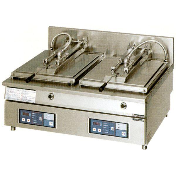 【ラッピング不可】 マルゼン 電気自動餃子焼器 MAZE-66 W820×D600×H285×150, ホルキン 6dab4934