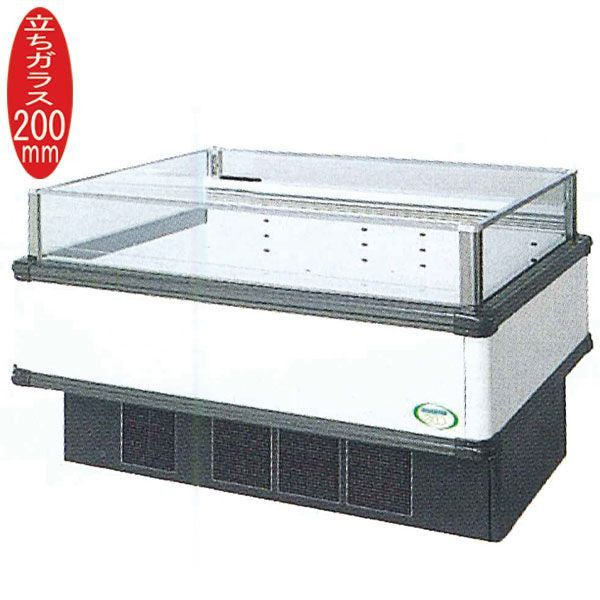 フクシマ アイランドショーケース IMC-55PWFTAX 冷凍 冷蔵 切替 ワイドレンジタイプ インバーター制御 福島工業
