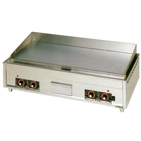 マルゼン 電気式グリドル MEG-126 電気仕様 鉄板焼き お好み焼き やきそば