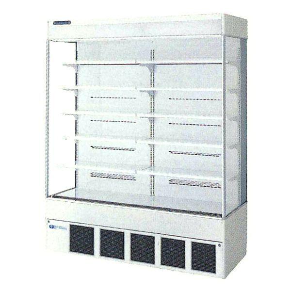 フクシマ 多段 オープンスポットショーケース MCU-55GKPOR-S 冷凍機内蔵型 MC-5シリーズ 福島工業