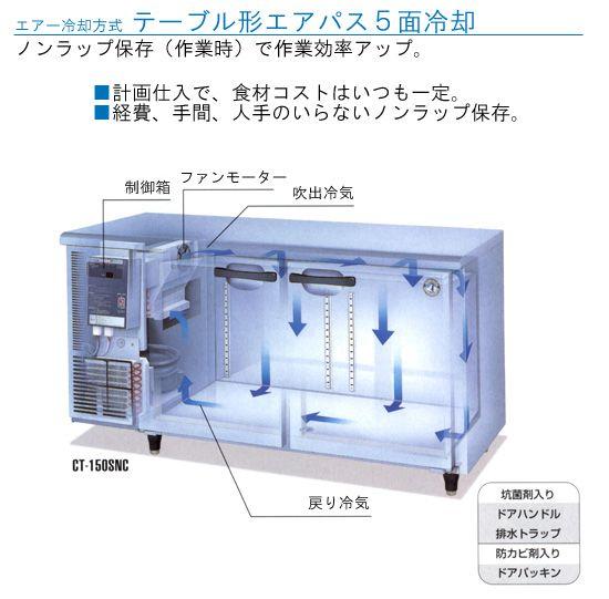 新品税込送料込ホシザキ横型恒温高湿庫CT-180SDF-R(CT-180SDC-R)(逆仕様=右側モーター)エアパス冷却W1800・D750・H800(mm)