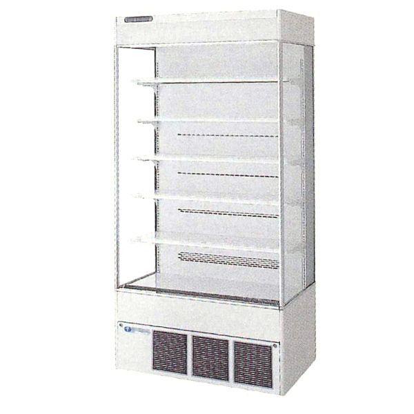 フクシマ 多段 オープンスポットショーケース MCU-35BKSOR 冷凍機内蔵型 MC-5シリーズ 福島工業
