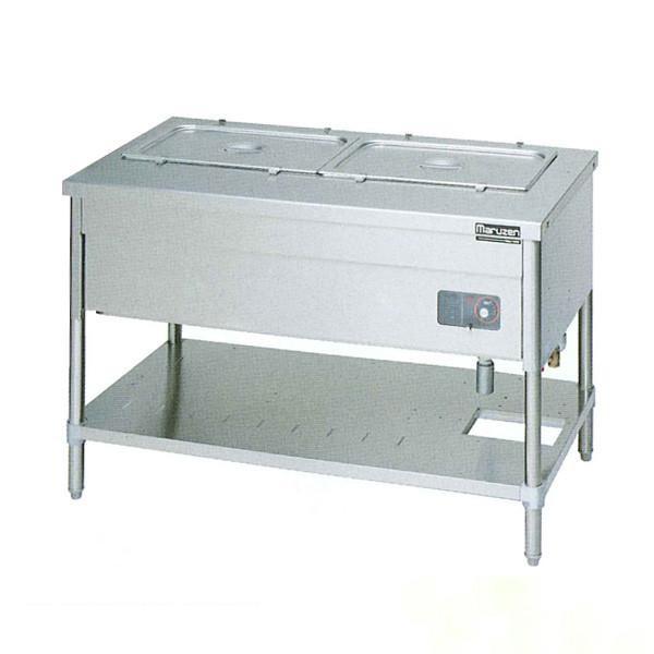 新品 送料無料 2020A W新作送料無料 業務用 マルゼン 電気ウォーマーテーブル MEWP-126 H1200 D600 H800 パイプ脚タイプ mm 割引