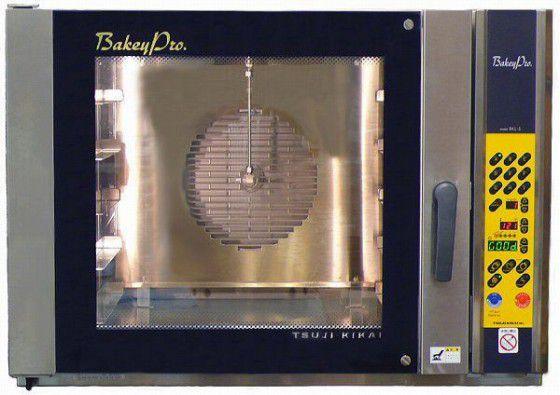 新品 送料無料 業務用 辻機械 パン・菓子用スチームコンベクションオーブン ベイキープロ BKL-5 電気式スチコン TSUJI-KIKAI(ツジキカイ)