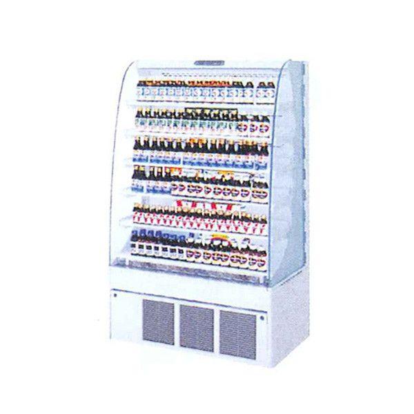 フクシマ コンパクト ドリンクショーケース MDT-34GDSOR 冷凍機内蔵型 MDTシリーズ 福島工業