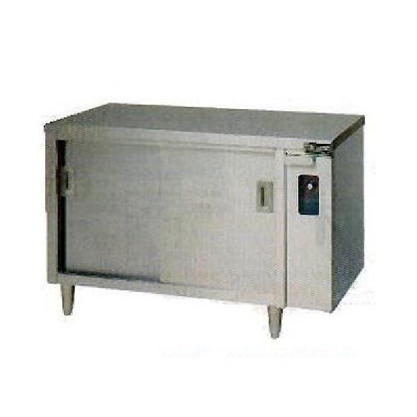 マルゼン 電気ディッシュウォーマーテーブル MEWD-186 H1800・D600・H800(mm) 片面式