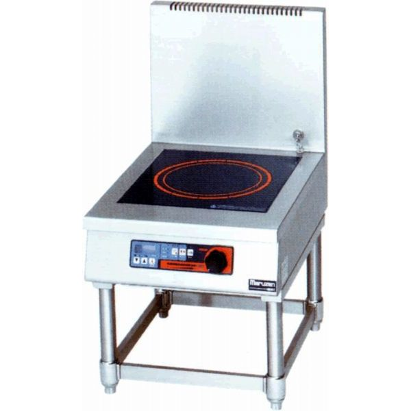 マルゼン 電磁スープレンジ IHクリーンスープレンジ MIHL-SB06C W450×D600×H450 インジケーター搭載機種