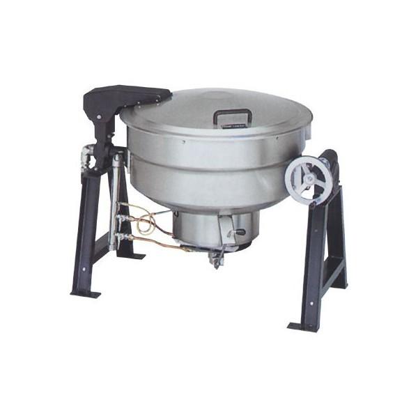 マルゼン ガス回転釜 都市ガス仕様 鋳鉄タイプ 釜底排水付 MKGS-TH055 55L W1365×D862×H780