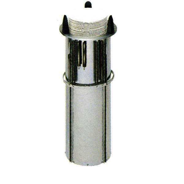 マルゼン 食器ディスペンサー 組み込みタイプ(角型・丸型) MSD-R285 Ф355×H740