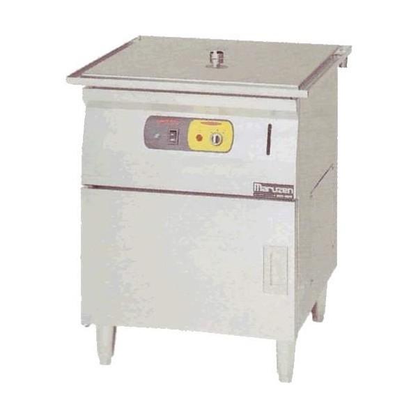 マルゼン 電気蒸し器 セイロタイプ(電気式) MUSE-066NU H650・D650・H795(mm)軟水器付