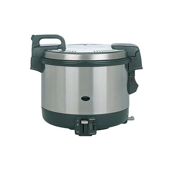 パロマ 電子ジャー付 ガス炊飯器 PR-4200S フッ素釜 (4L) LPガス(プロパン)仕様