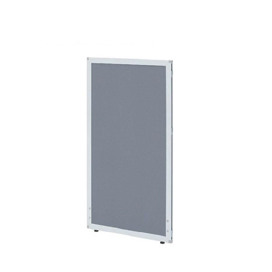 井上金庫 オフィスパーティション UK-1809 グレー 布タイプ 1800×W900(mm)