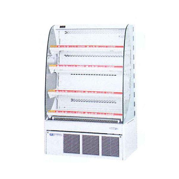 フクシマ コンパクト ドリンクショーケース MDT-34HDSOR 冷凍機内蔵型 MDTシリーズ HOTorCOLD 福島工業