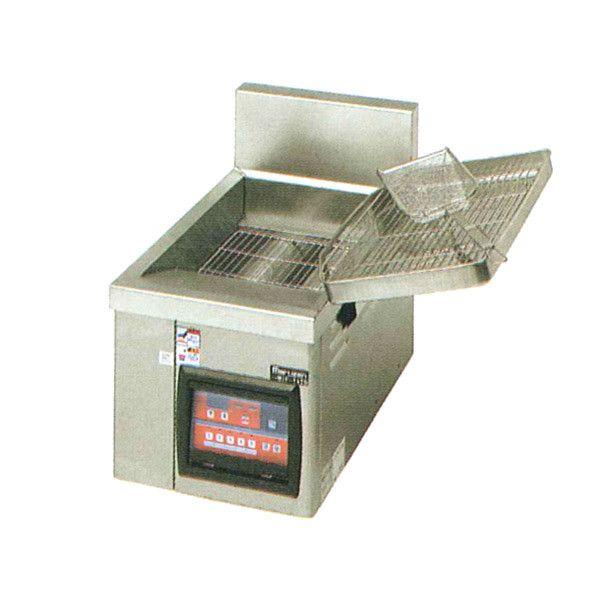 マルゼン IH式電磁フライヤー 卓上タイプ 一層式 MIF-11TC W350×D600×H350×B150