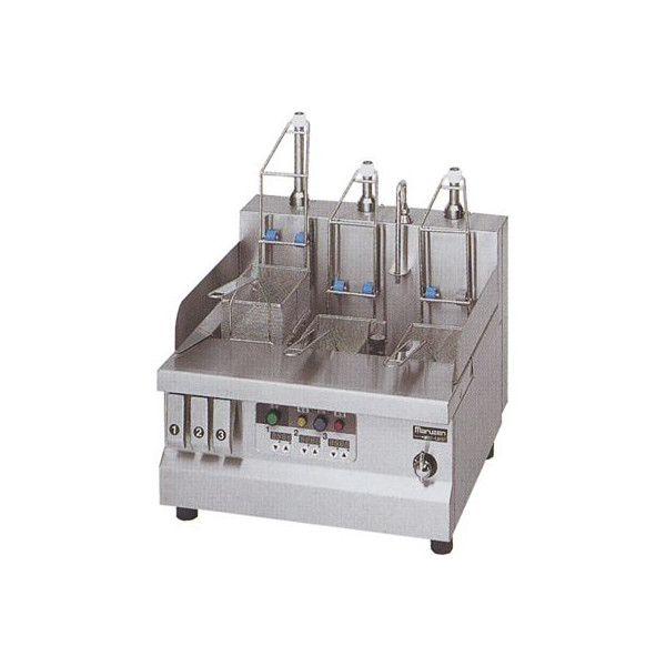 マルゼン 電気式 冷凍麺釜 MREF-L055T 卓上型