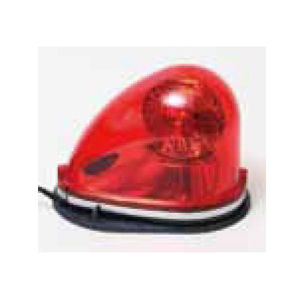 新品 送料無料 業務用 賜物 好評 LED車載型回転灯 STMBL-LED 24V兼用 赤色 DC12V レッド 三ッ星貿易