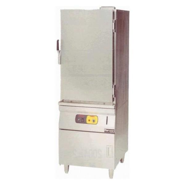 マルゼン 電気蒸し器 キャビネットタイプ(電気式) MUCE-066 H600・D600・H1730(mm)軟水器無